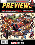 Previews Cover-March 18 Back