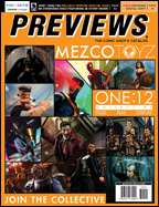PREVIEWS Cover-October 18 Back