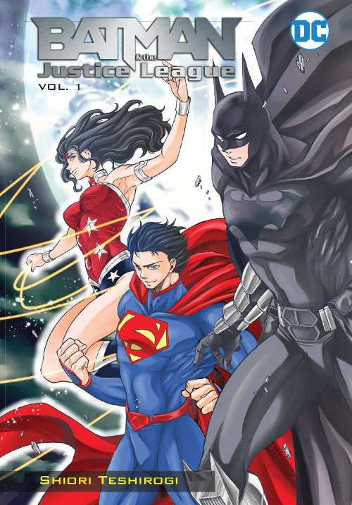 DC Entertainment's Batman and the Justice League Volume 1