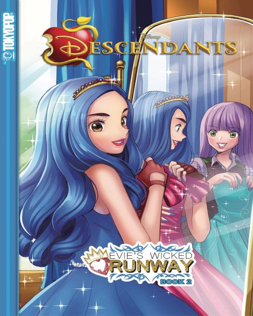 Tokyopop -- Disney Descendents: Evie's Wicked Runway Volume 2