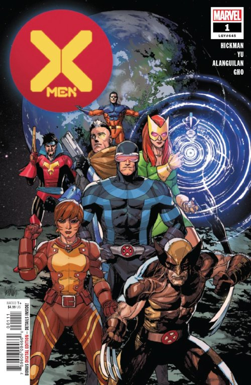 Marvel Comics -- X-Men #1