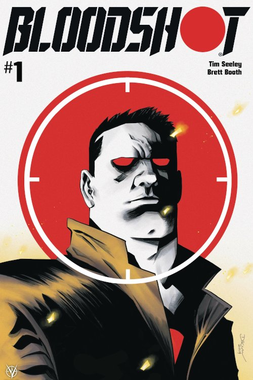 Valiant Entertainment -- Bloodshot #1