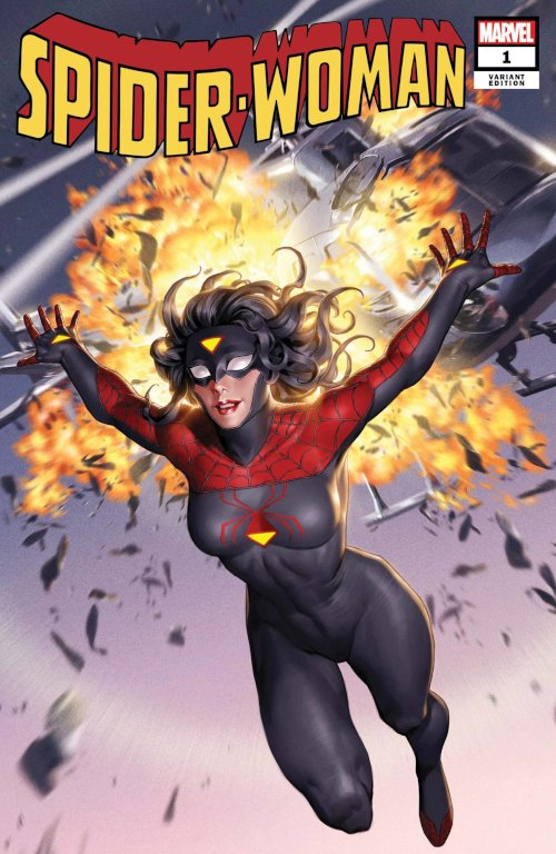 Marvel Comics -- Spider-Woman #1