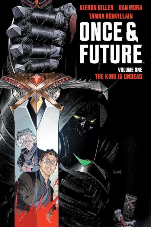 BOOM! Studios -- Once & Future Volume 1